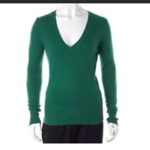 Theory Adrianna Cashmere V-Neck Sweater Women's